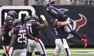 The Texans enjoyed their first game in the post-Bill O'Brien era