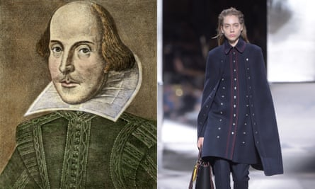 Shakespeare and Mulberry at LFW composite image