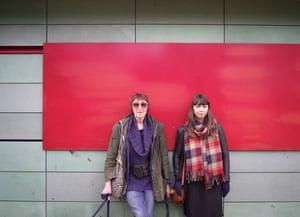 Michele Hanson and Rhiannon Lucy Cosslett