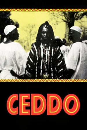Poster for Ceddo, also known as The Outsiders, 1977