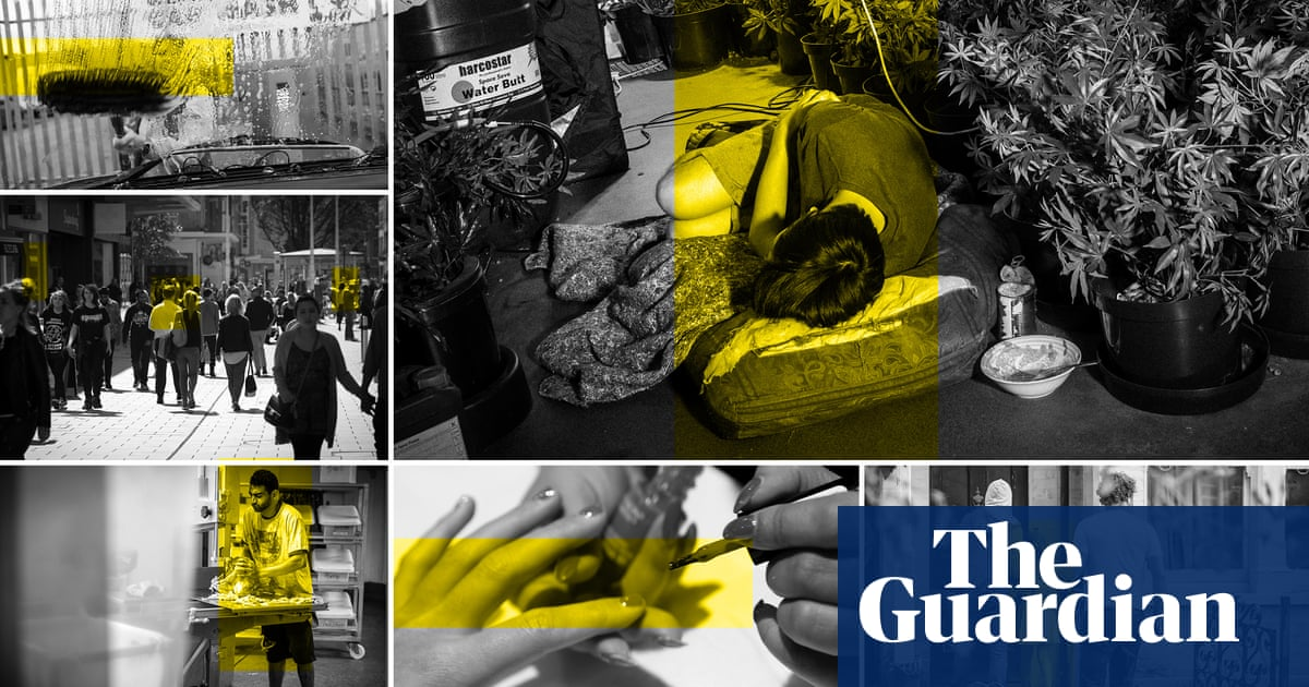 From nail bars to car washes: how big is the UK's slavery