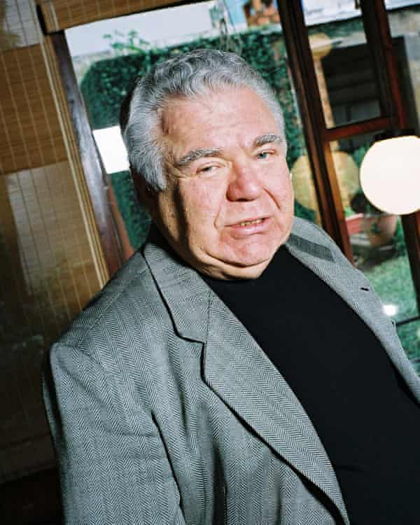 Jaime Lerner, former mayor of Curitiba