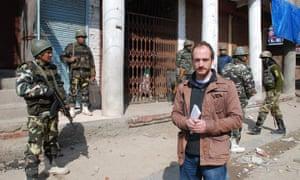Jason Burke reports from Kashmir in 2010