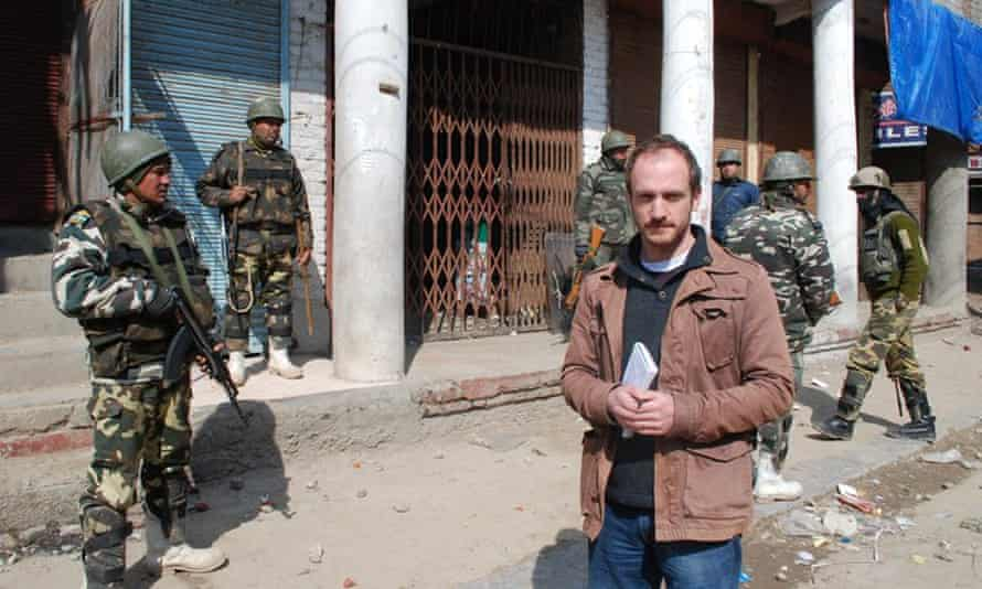 Jason Burke reports from Kashmir in 2010