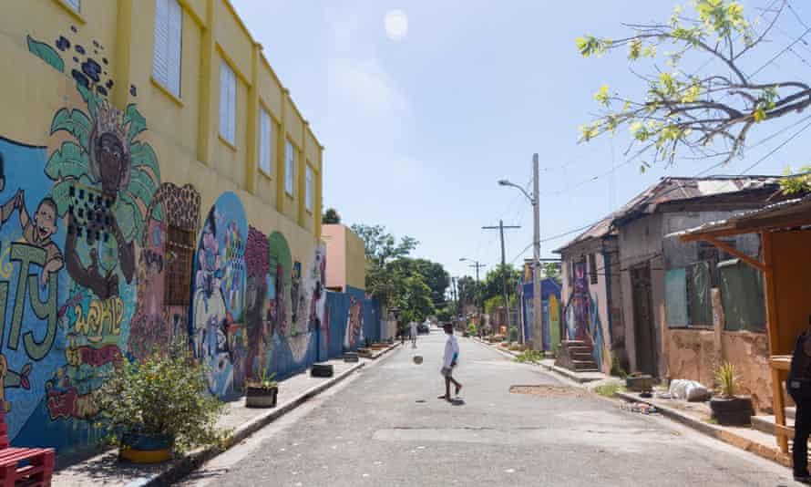 Jamaica, Kingston,