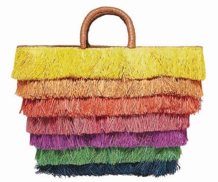 Multicoloured, £115, by Kayu, from net-a-porter.com.