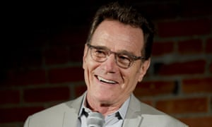 Actor Bryan Cranston speaks during the Airbnb panel siscussion on the sharing economy in Philadelphia, during the second day of the Democratic national convention.