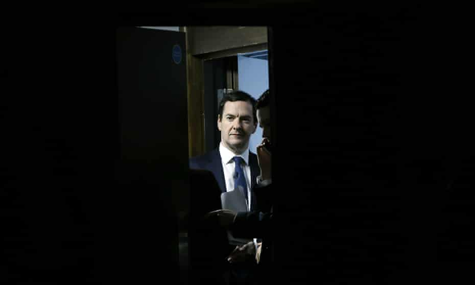 George Osborne: his world-view is undermined by fundamental flaws.