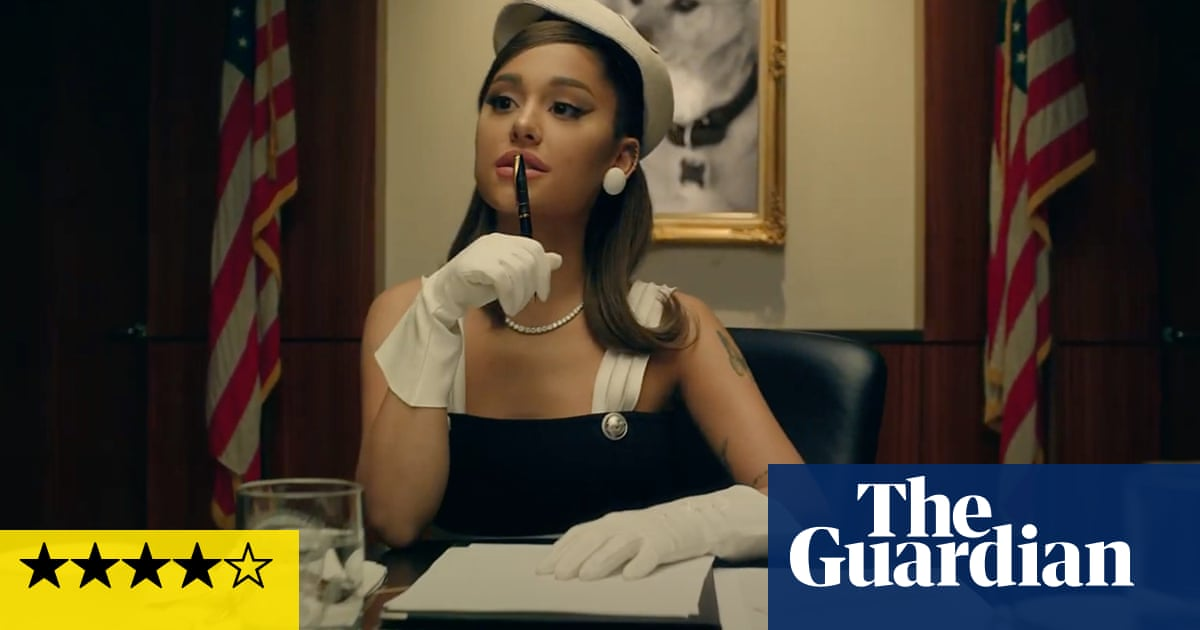 Ariana Grande: Positions review – pop royalty cleans up the White House