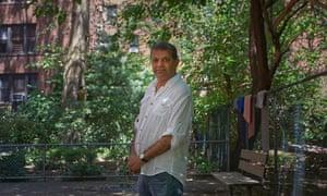 Suketu Mehta in Jackson Heights, New York