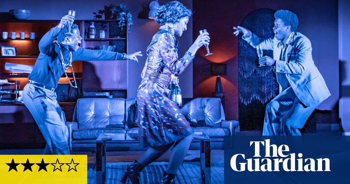 The Death of a Black Man review – an inflammatory study of social mobility