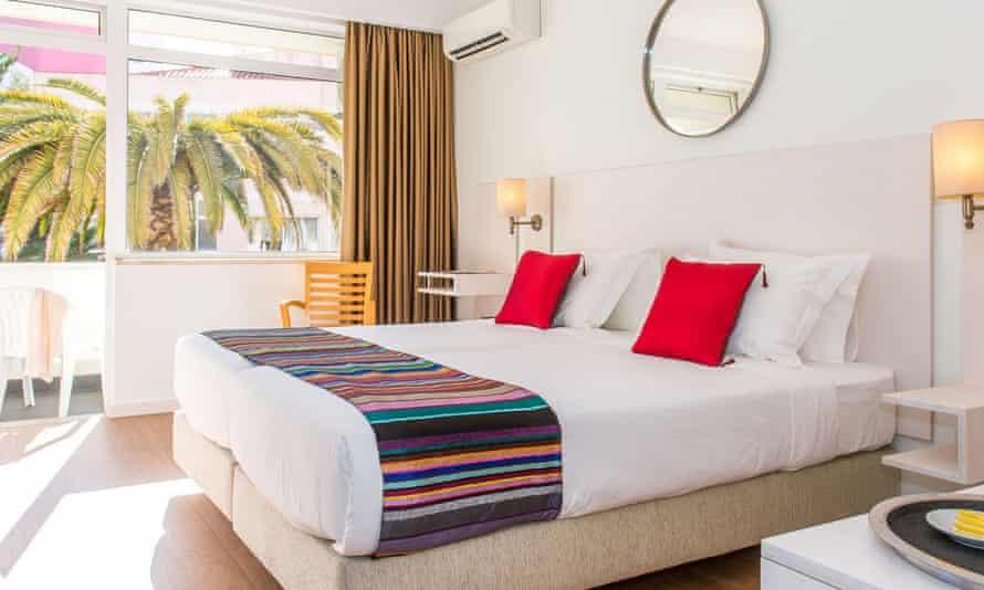 Hotel Londres, Estoril, Portugal