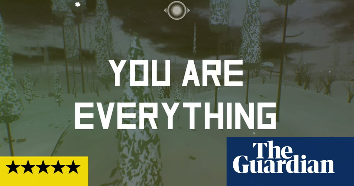Everything review: a joyfully expansive dream of a game