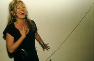 Cookie Laughing by Nan Goldin.