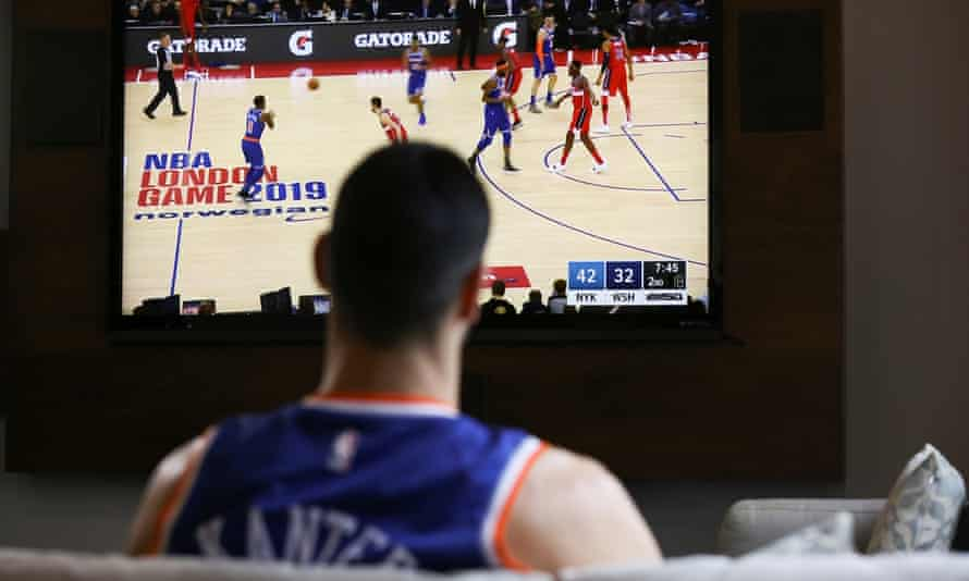 """New York Knicks player Enes Kanter decided not to travel to London because he feared he could be """"killed by Turkish spies."""""""