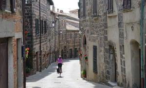 Skedaddle Umbria Leisure cycling trip