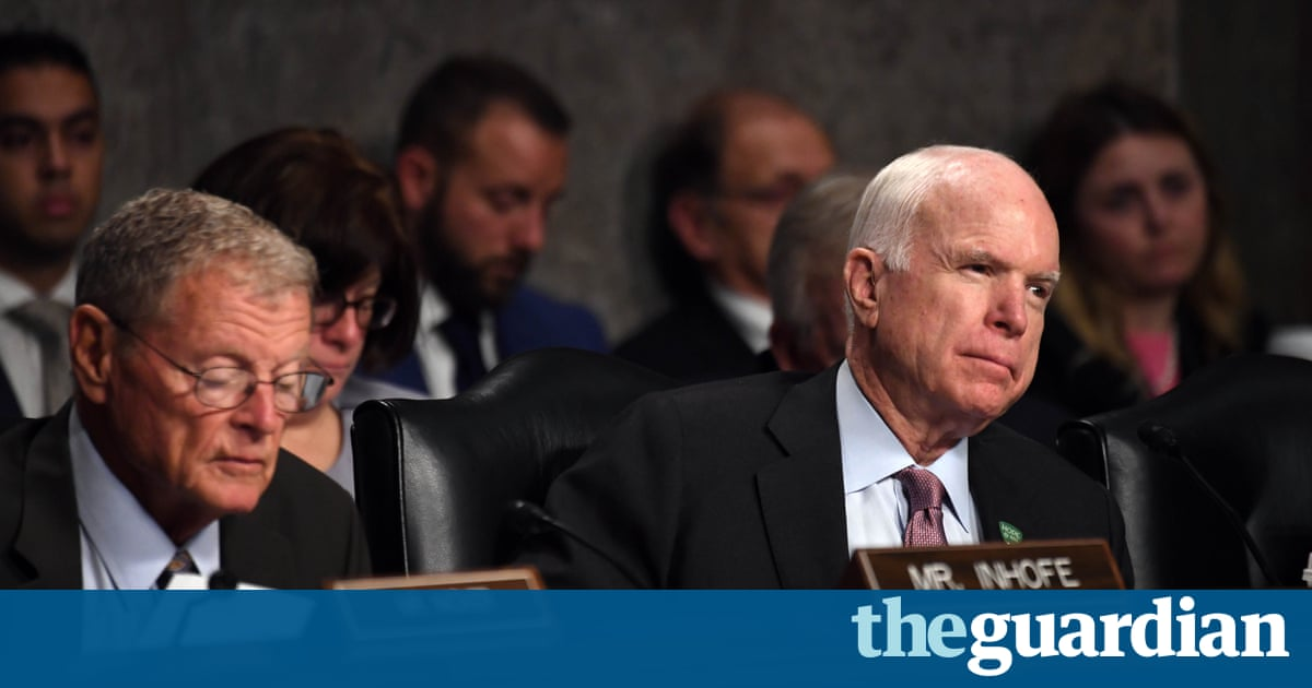 John McCain Says He Can't Vote for Republican Plan to Replace Obamacare