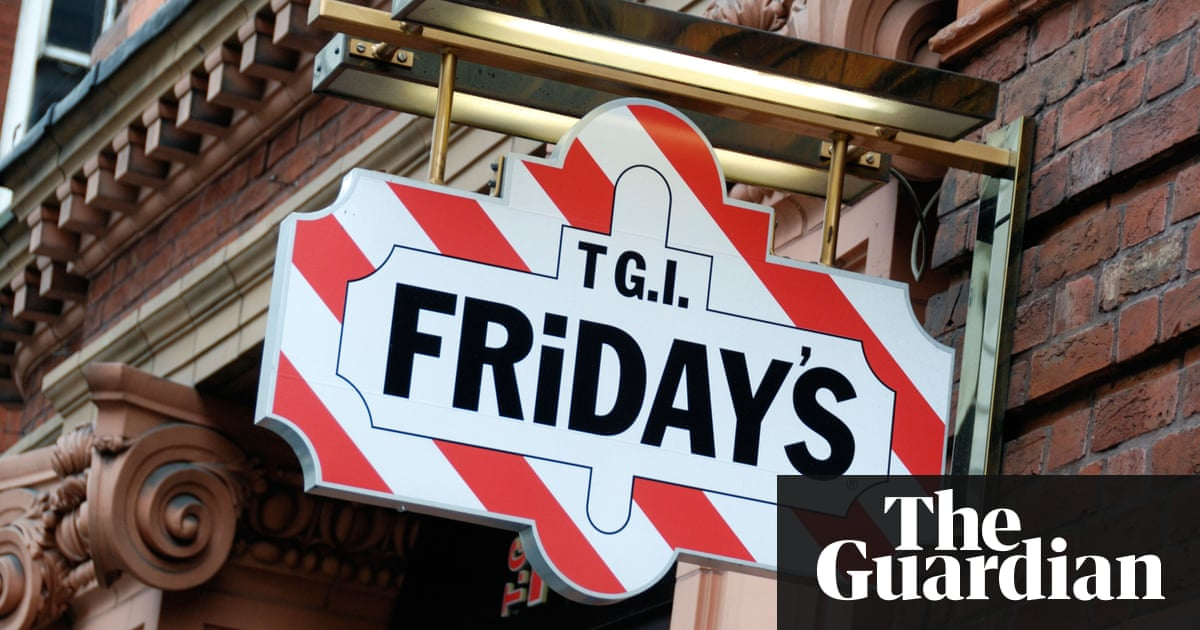 Image result for TGI Fridays staff to hold UK's first strike over tips