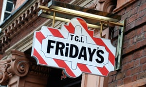 A protest is to be held outside TGI Friday's in Covent Garden, London.