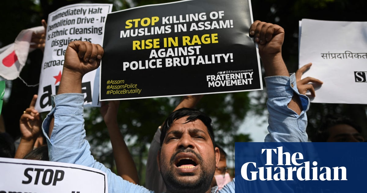 'Do we not have any rights?' Indian Muslims' fear after Assam evictions