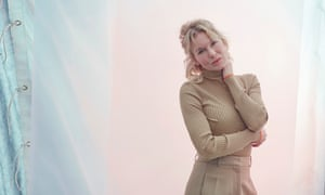 Actor Renée Zellweger, photographed in London for an interview in the New Review.