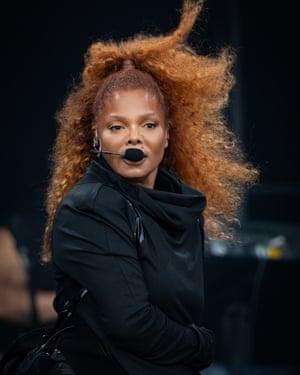 Janet Jackson at Glastonbury 2019 review – pop's elder