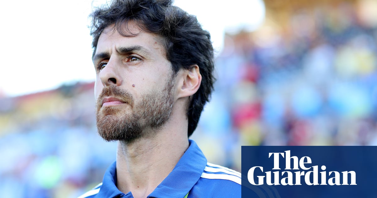 Pablo Aimar: We didn't want to be Batman. We wanted to be Maradona