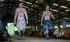 Ewan McGregor and Jonny Lee Miller in T2 Trainspotting.