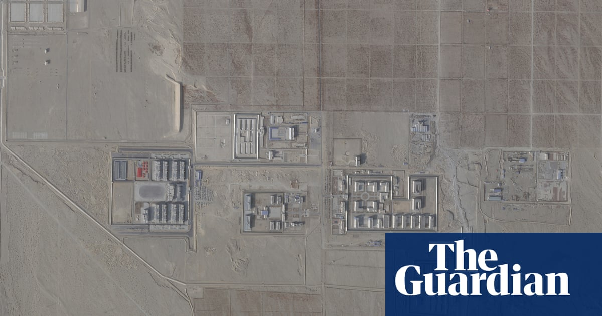 US accuses China of using 'concentration camps' against