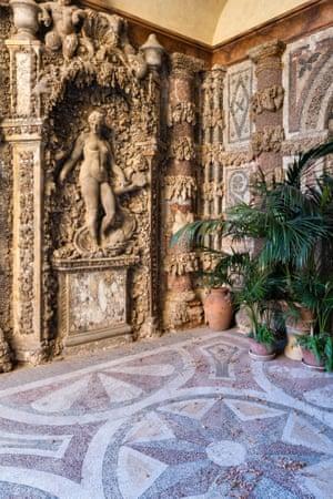 Villa La Pietra. Orlandi says Hortense Acton 'didn't care' about the art inside the home.