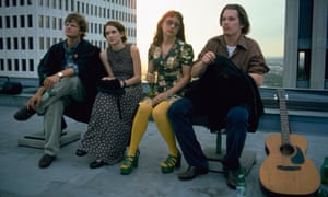 'Being in your early 20s isn't a happy time' … Steve Zahn, Winona Ryder, Janeane Garofalo and Ethan Hawke in the 1994 hit.