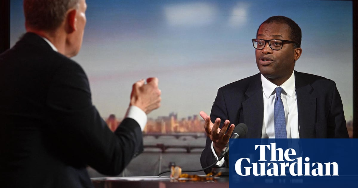 Energy crisis: more Treasury support for firms unlikely, suggests Kwarteng
