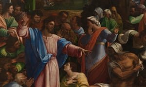 New perspective on Darwin … The Raising of Lazarus by Sebastiano del Piombo (1517-19).