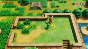 The Legend of Zelda: Link's Awakening.