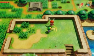 Red alert … Link's Awakening.
