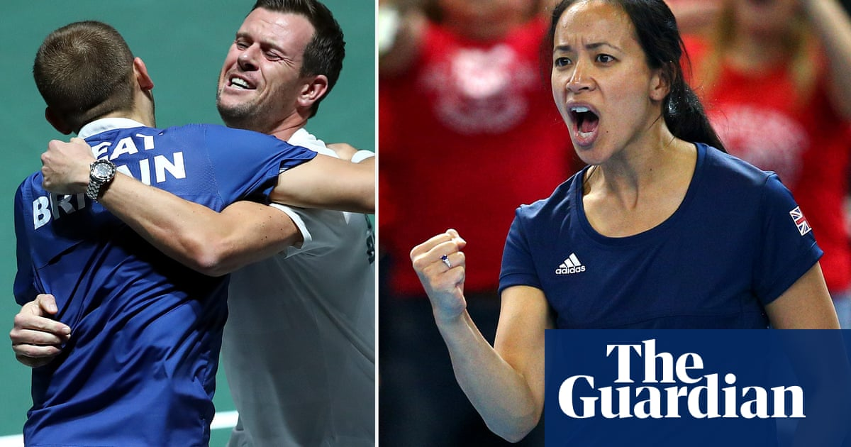 Team GB coaches see talent emerging but grassroots tennis needs nurturing