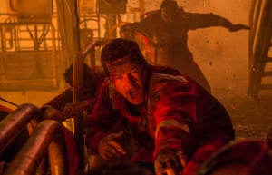 Mark Wahlberg in BP oil spill drama Deepwater Horizon.