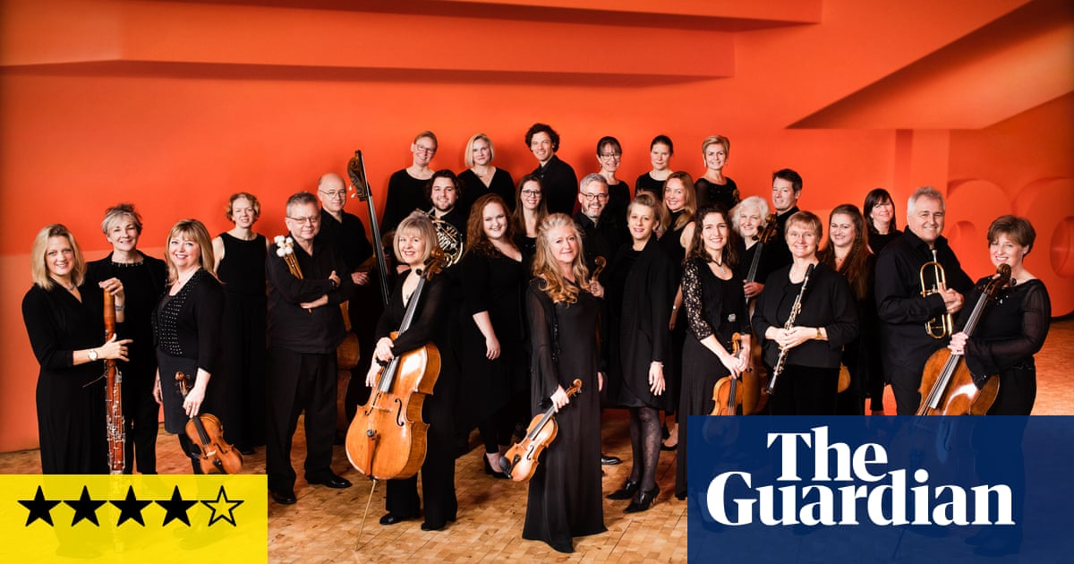 Amazônia in concert review – bringing the sights and sounds of the Amazon to life