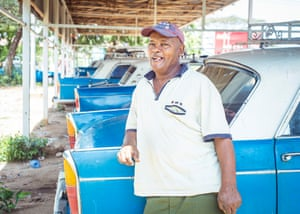 "While he takes pride in the longevity of his Peugeot, after thirty years of driving the same car Alemu Yama is looking for a change. ""I would prefer a new car, because of the fuel economy."" Taxis in Ethiopia"