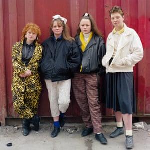 Vauxhall, Liverpool, 1987