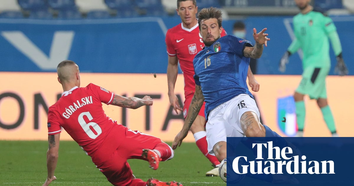 Francesco Acerbi: the 'lion' who beat cancer to be a pillar in Italy's defence