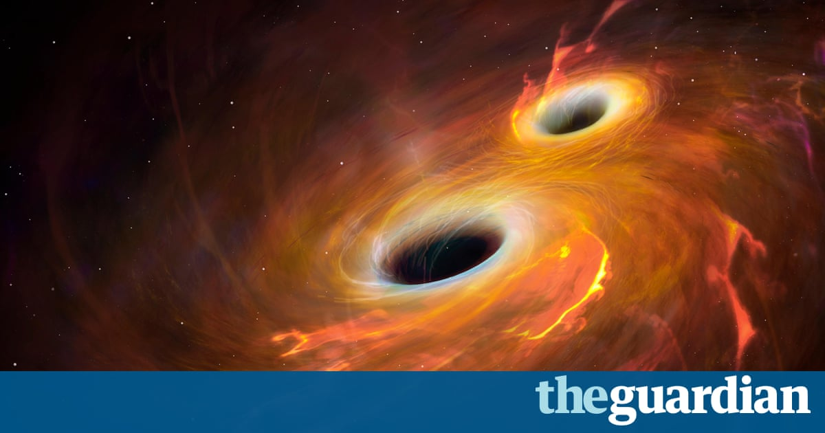 New gravitational wave detection shows shape of ripples ...