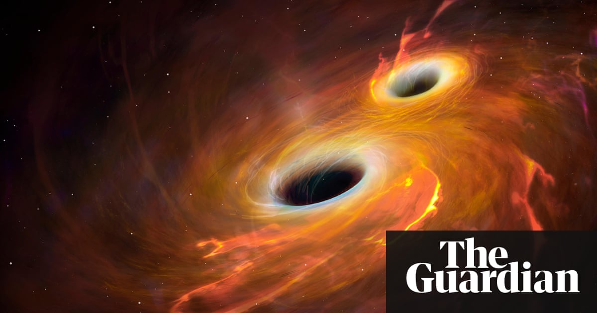New gravitational wave detection shows shape of ripples from black ...
