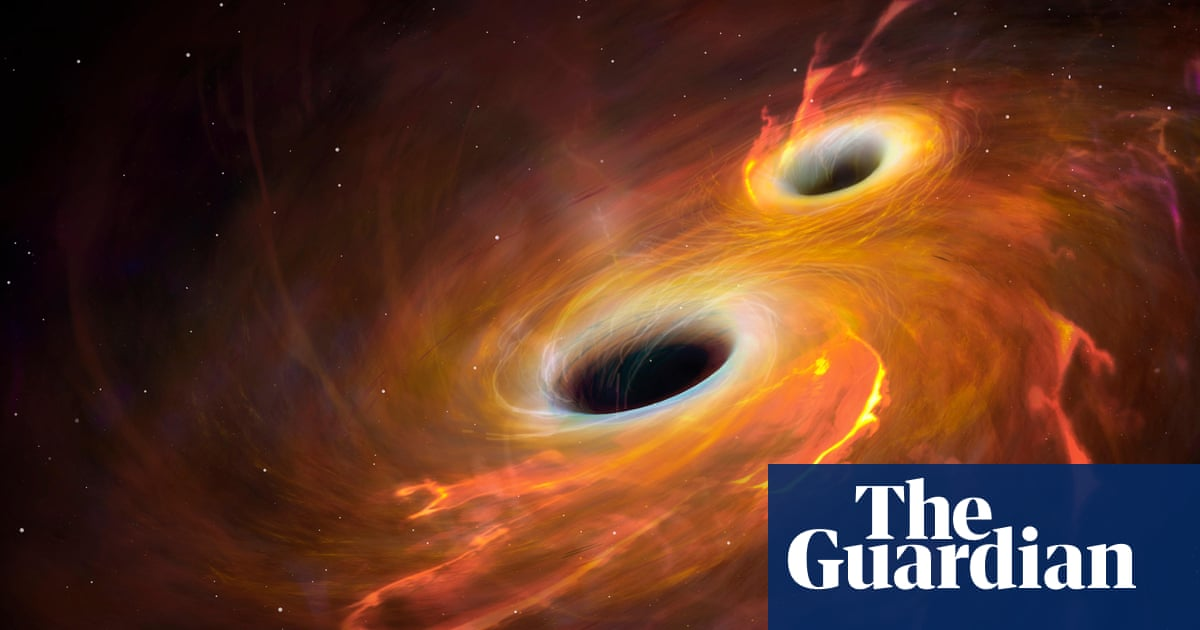 New Gravitational Wave Detection Shows Shape Of Ripples From Black