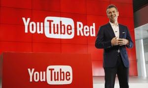YouTube's CBO Robert Kyncl