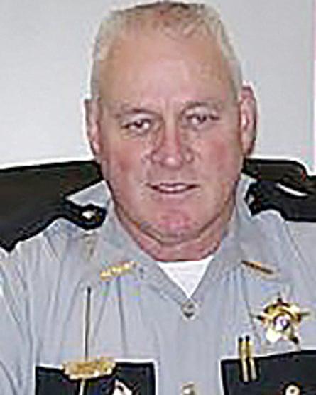 Sheriff Oddie Shoupe.