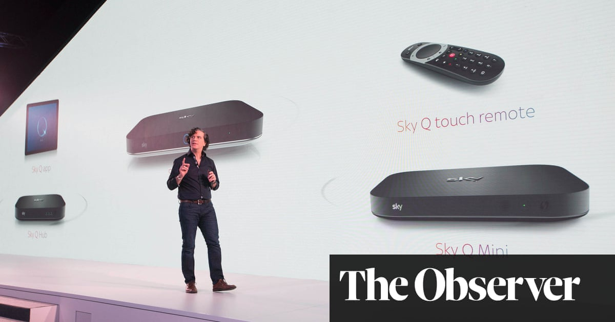 sky q under pressure broadcaster tries to change what s on the box