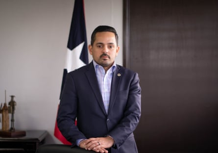 Erik Rolón, secretary of the Puerto Rico Corrections and Rehabilitation Department.