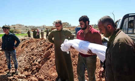 The chemical weapon attack on Khan Sheikhun, Syria in April 2017 killed 89 people, days after the one on Ltamenah.