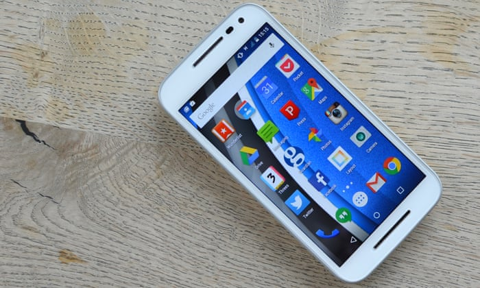 What's the best cheap smartphone for a reluctant user? | Technology